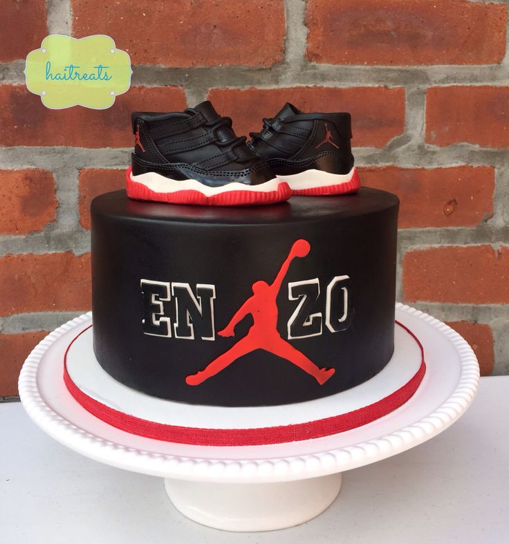 purchase cheap d191c 13933 Michael Jordan Birthday Cake