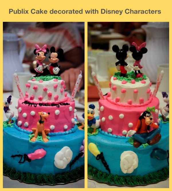 Mickey Mouse Birthday Cake Publix
