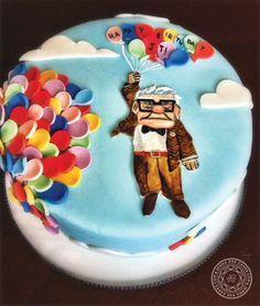 Fine 11 Birthday Cakes Disney Pixar Photo Disney Pixar Up Birthday Personalised Birthday Cards Paralily Jamesorg