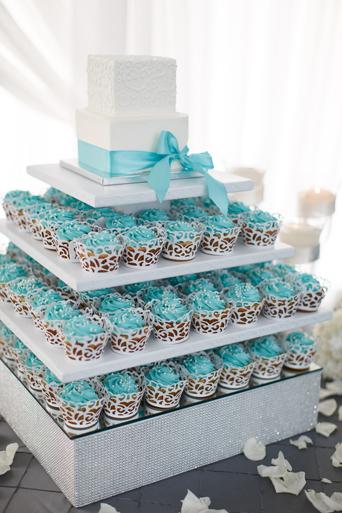 Tiffany Blue And Grey Wedding Theme