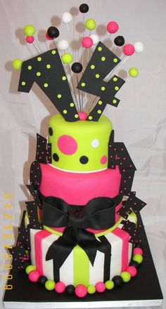14 Year Old Birthday Cake Ideas