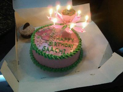 5 Year Old Girl Birthday Cake Ideas