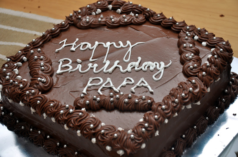9 Great For Dads Birthday Cakes Photo Dads Birthday Cake Dad