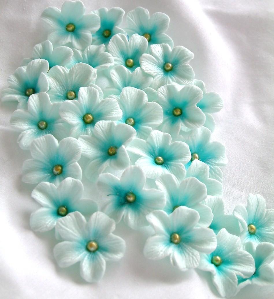 11 gum paste flower wreath cakes photo buttercream wedding cake tiffany blue cake with flowers izmirmasajfo