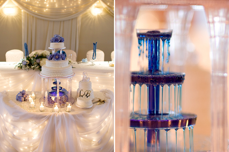10 Wedding Cakes On Top With Water Fountain Photo Water Fountain