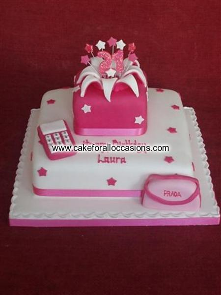 10 Birthday Cakes For Business Woman Photo