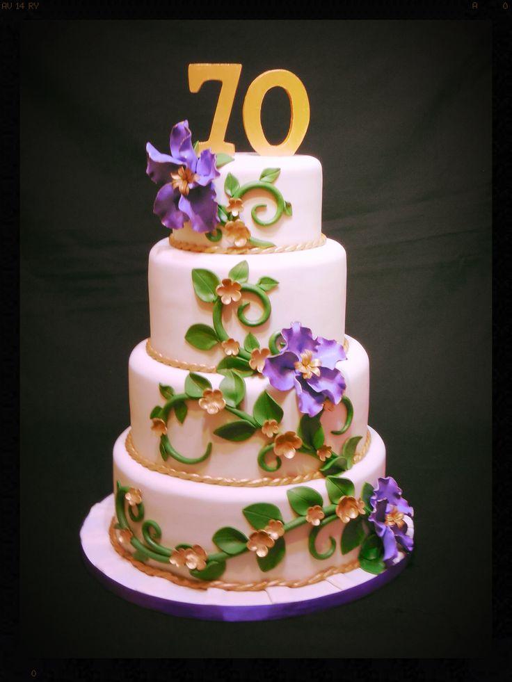 Miraculous 11 Custom Birthday Cakes For 70Th Birthday Photo 70Th Birthday Funny Birthday Cards Online Kookostrdamsfinfo
