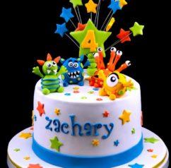 Superb 9 Best Toddler Boy Birthday Cakes Photo Baby Boy First Birthday Personalised Birthday Cards Sponlily Jamesorg