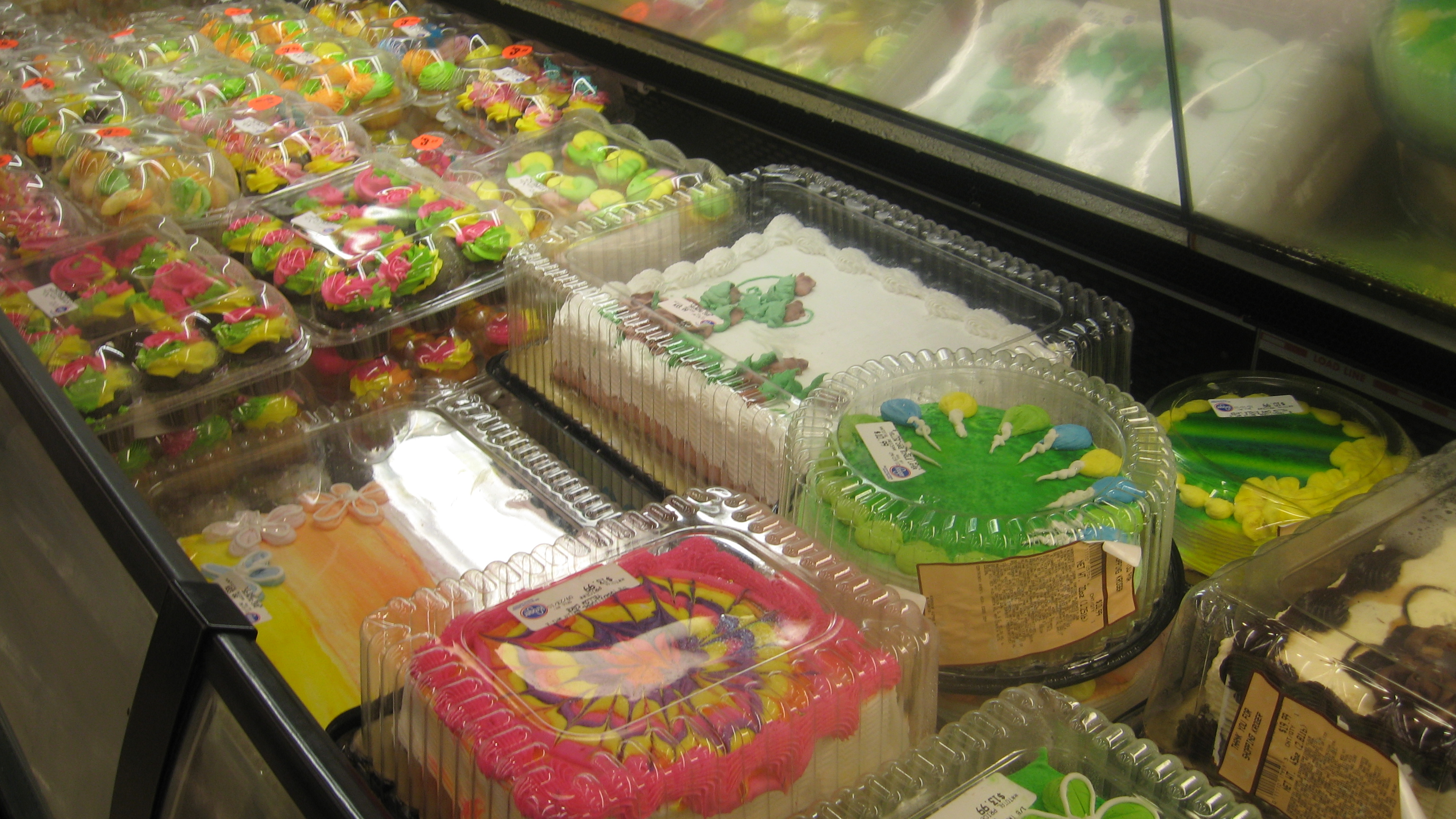 Bakery Birthday Cakes At Kroger
