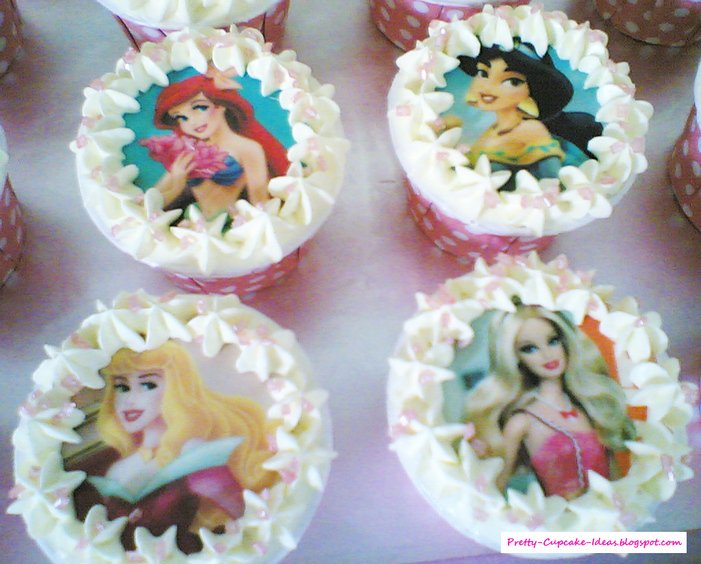 Birthday Cupcake Ideas For Girls