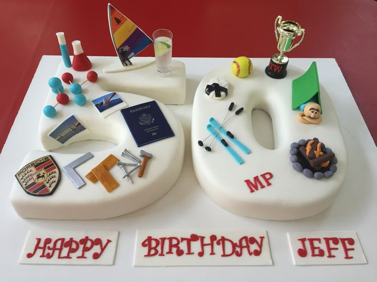 6 5Oth Birthday Cakes For Women Photo