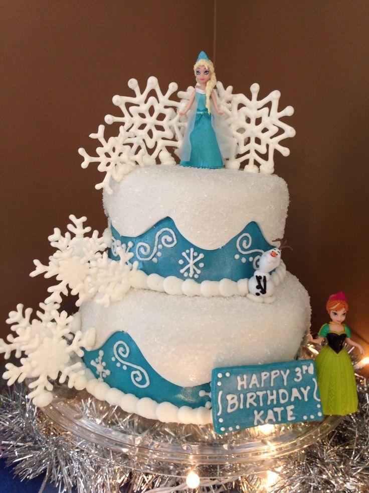 12 Birthday Cakes On Pinterest Photo Pinterest Girls Birthday Cake