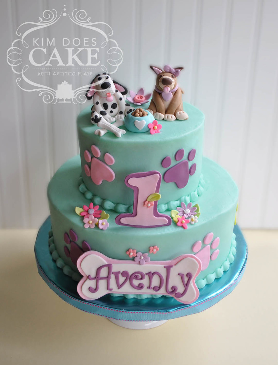 6 Decorating Dog Themed Cakes Photo Puppy Dog Cake Ideas Puppy
