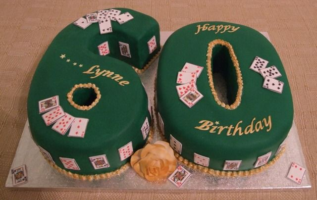 9 60 Birthday Cakes Men Photo 60th Cake Ideas For