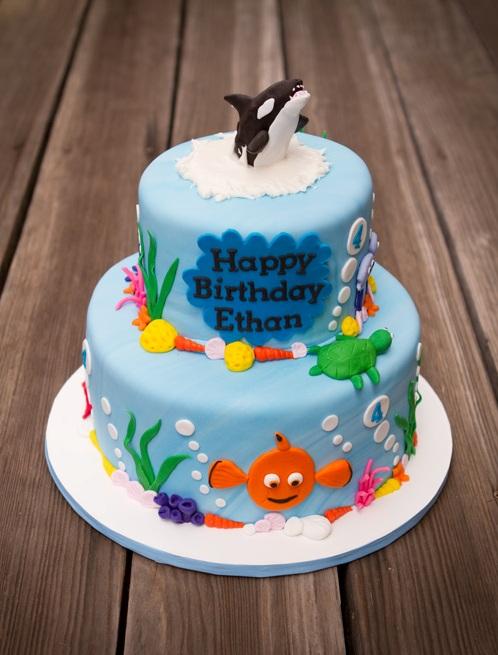Stupendous 6 Specialty Cakes In San Diego Photo San Diego Birthday Cake Funny Birthday Cards Online Elaedamsfinfo
