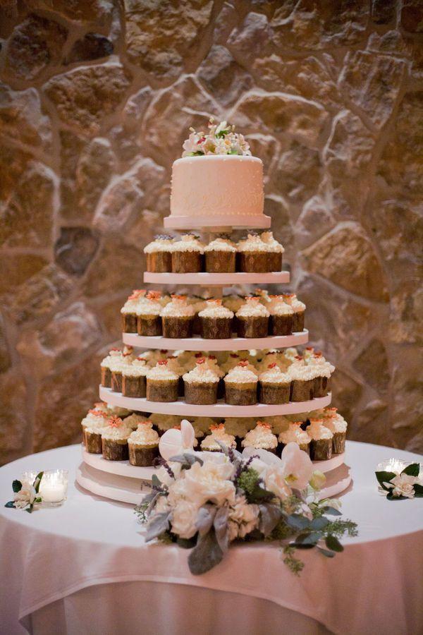 13 Country Wedding Cakes Cupcake Towers Photo Rustic Wedding Cake