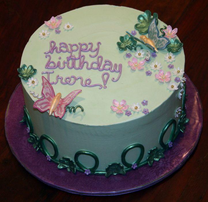 12 80th Birthday Cakes Designs For Women Photo Woman Birthday Cake