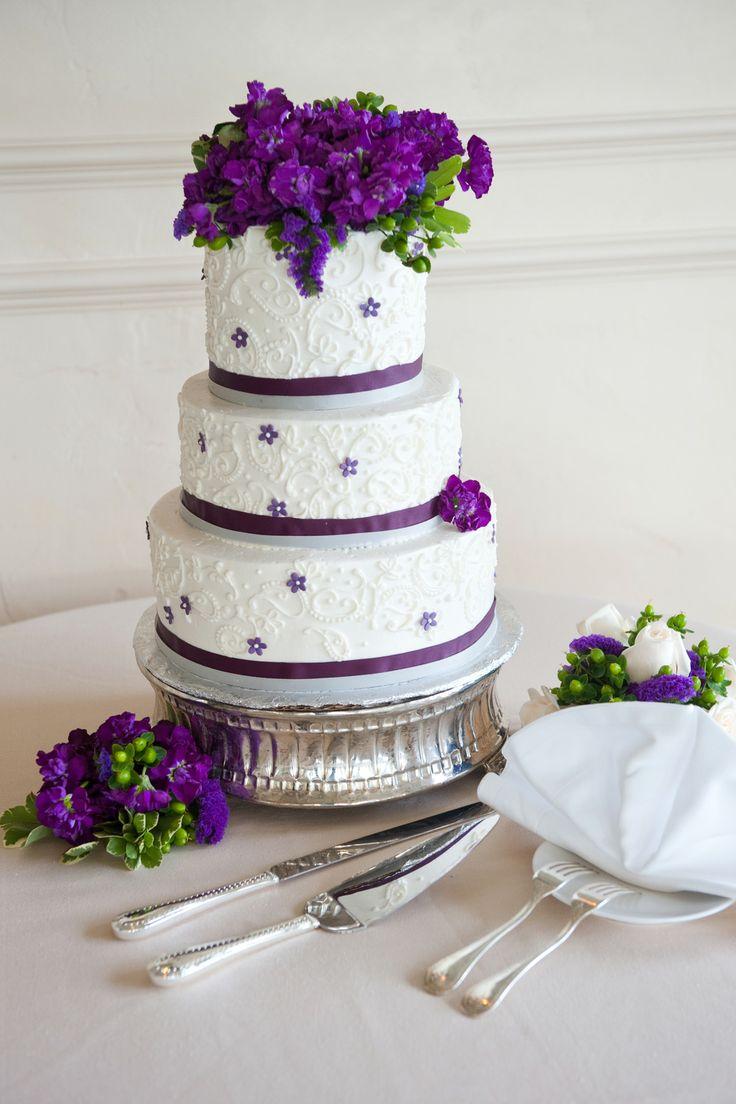 Unique Purple Wedding Cake Pictures Image - The Wedding Ideas ...