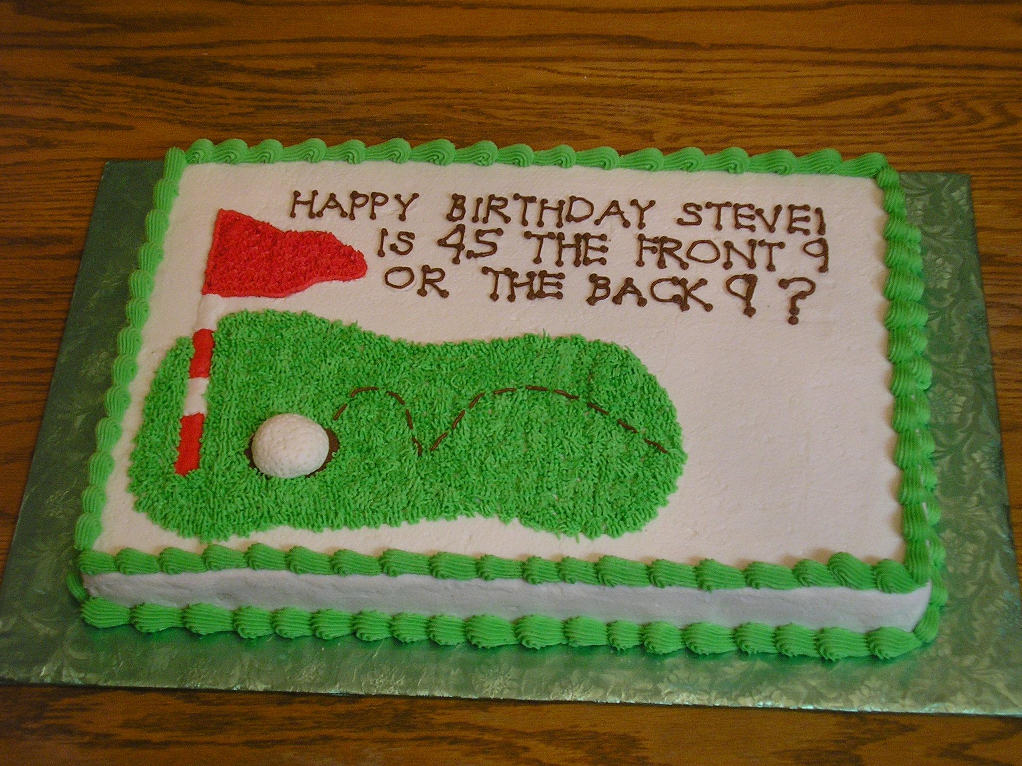 Prime 10 Funny Golf 50Th Birthday Cakes Photo Man 50Th Birthday Cake Personalised Birthday Cards Veneteletsinfo