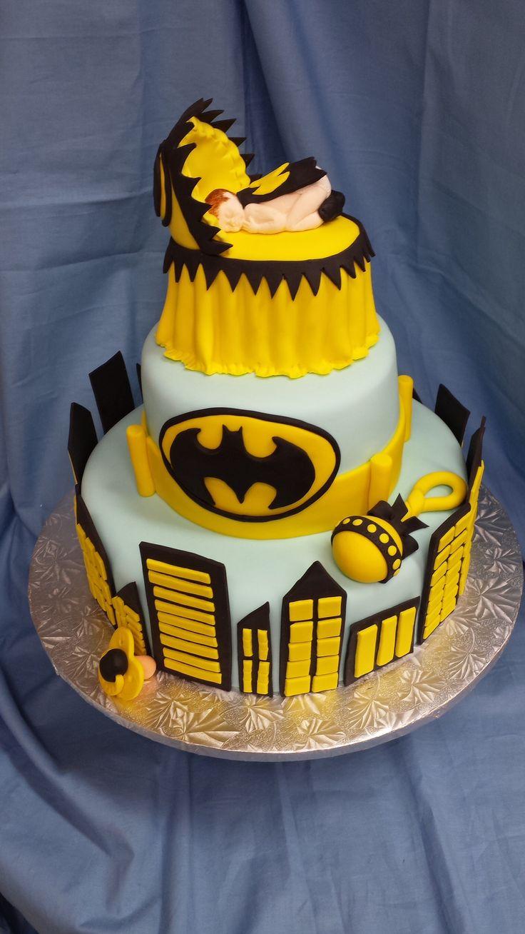 8 Cute Batman Cakes Photo - Batman Catwoman Wedding Cake Topper ...