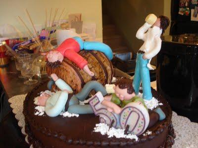 Funny 50th Birthday Cake Ideas For Men