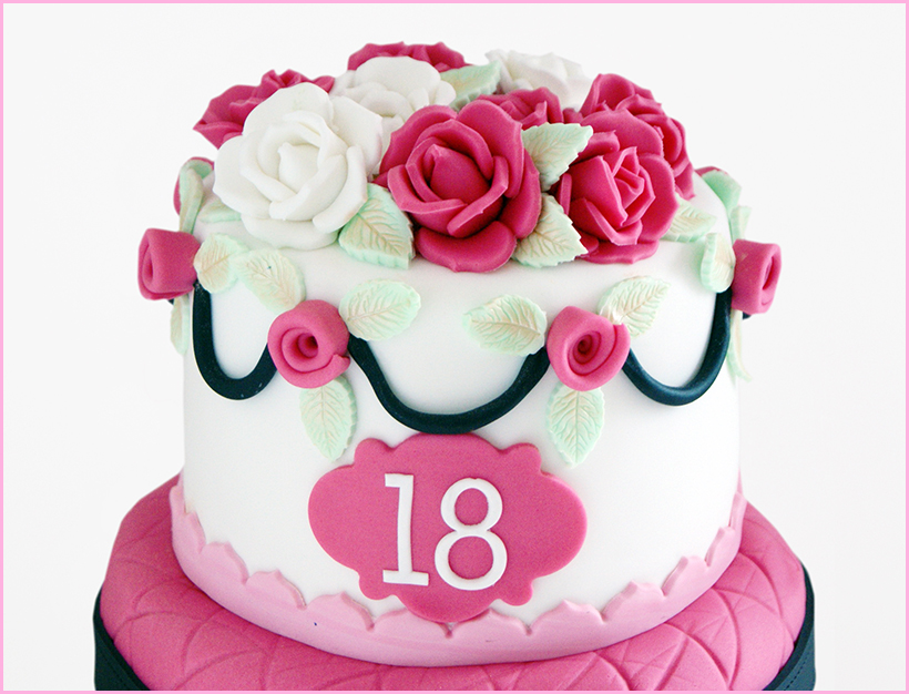 Super 10 Happy 18 Birthday Cakes Photo Happy 18Th Birthday Sarah Cake Funny Birthday Cards Online Hetedamsfinfo