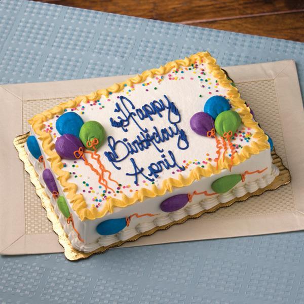 10 Publix Gluten Free Bakery Birthday Cakes Photo