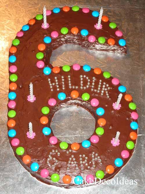 11 Birthday Cakes For Boys 6 Photo 6 Year Old Girl Birthday Cake