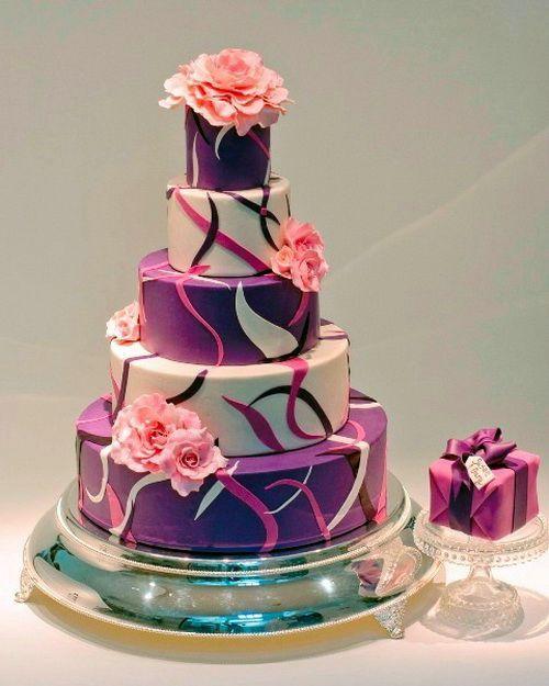 Elegant Happy Birthday Cakes For Women