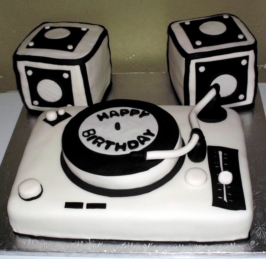 Phenomenal 12 Radio With Dj Birthday Cakes Photo Radio Dj Birthday Cake Dj Personalised Birthday Cards Cominlily Jamesorg