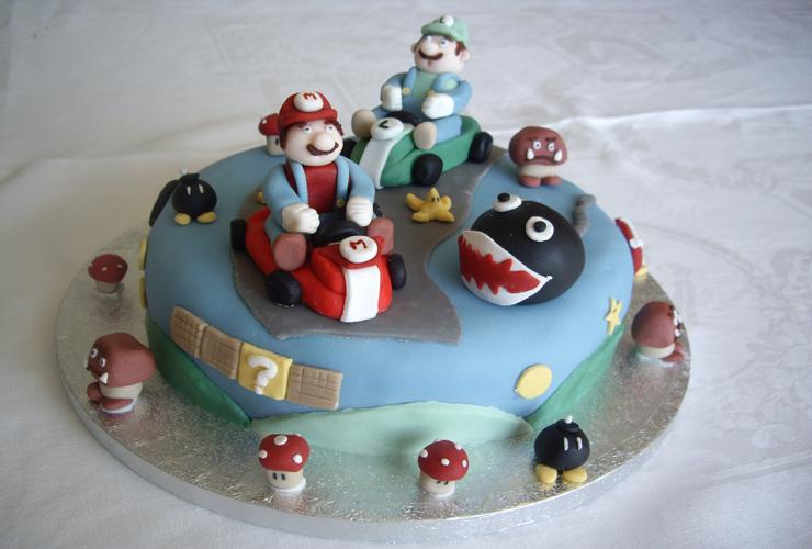 Pin Tattoo Irthday Cake Designs For 10 Year Old Birthday