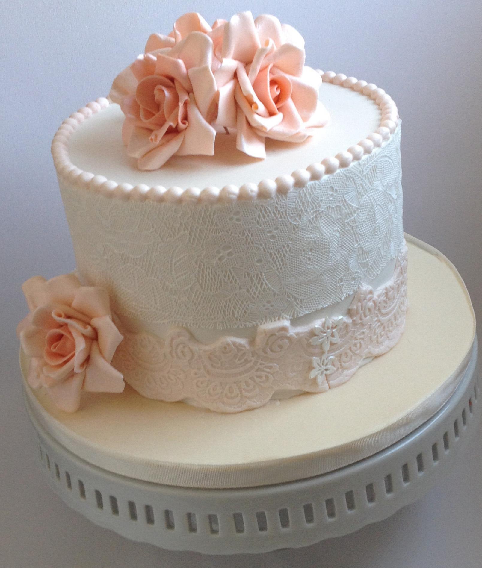 10 Pretty Birthday Cakes Photo Buttercream Birthday Cake Pretty