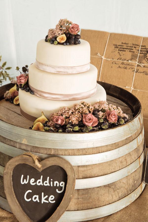 11 Shabby Chic Country Wedding Cupcakes Photo - Shabby Chic Rustic ...