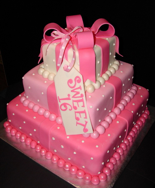 Terrific 13 Pink Sweet 16 Sixteen Birthday Cakes Photo Sweet 16 Birthday Funny Birthday Cards Online Alyptdamsfinfo