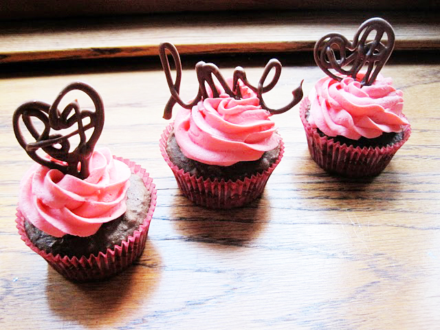 Valentineu0027s Chocolate Cupcake Toppers. Valentineu0027s Chocolate Cupcake  Toppers Via. Pinterest Cupcake Decorating Ideas