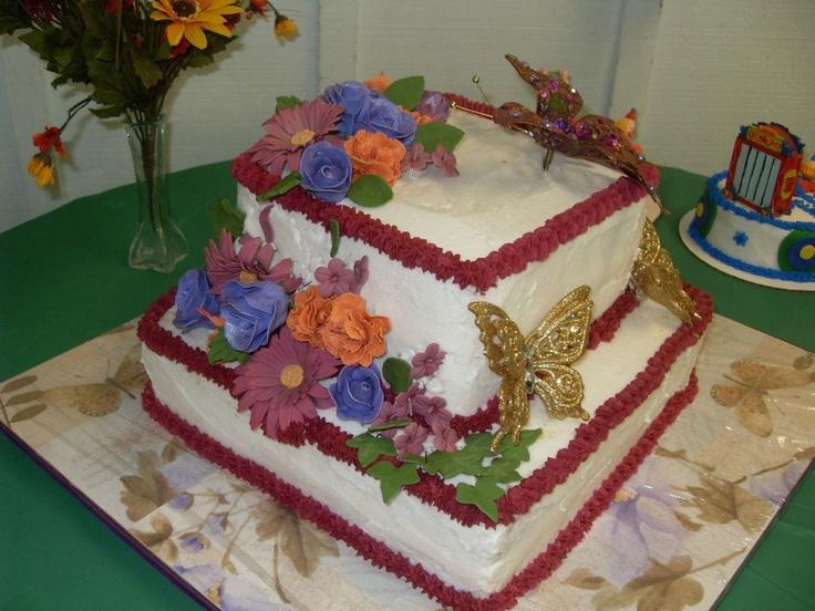 Girls Paris Birthday Cake Via Decorating Ideas