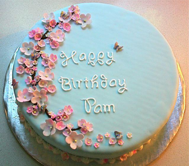 11 Woman Decorative Cakes For A Birthday Photo Easy Birthday Cake