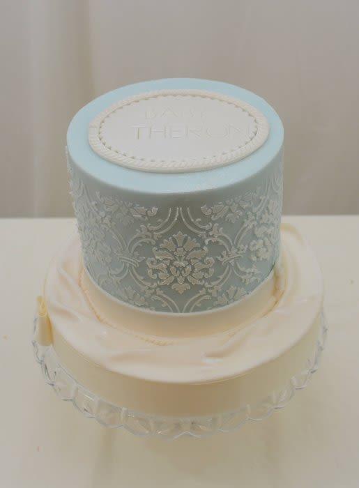13 Simple Classy Baby Shower Cakes Photo Simple Yet Elegant Baby