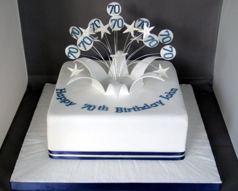 Results For Ideas For A Mans 70th Birthday Cake