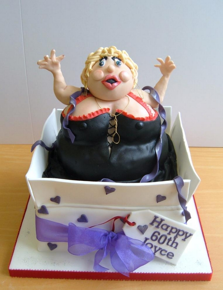 Excellent 11 Surprise Funny Birthday Cakes Photo Surprise Birthday Cake Funny Birthday Cards Online Amentibdeldamsfinfo