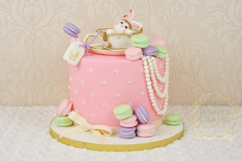 9 Vintage Teacup Birthday Cakes Photo Vintage Tea Cup Birthday