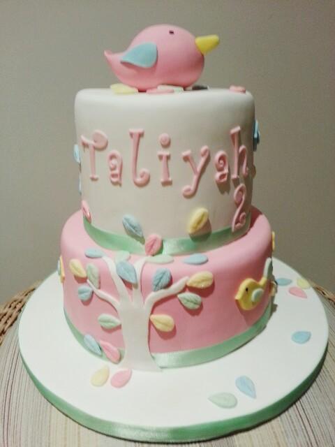 Year Old Birthday Cake