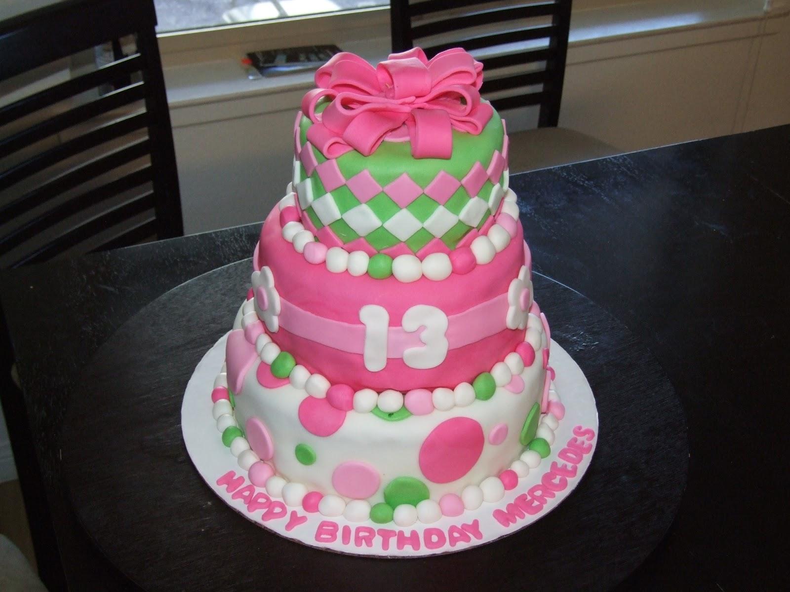 13 Birthday Cake Ideas