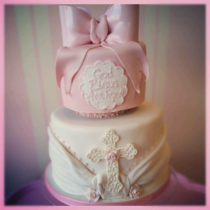 11 Beautiful Communion Cakes Photo - First Communion and
