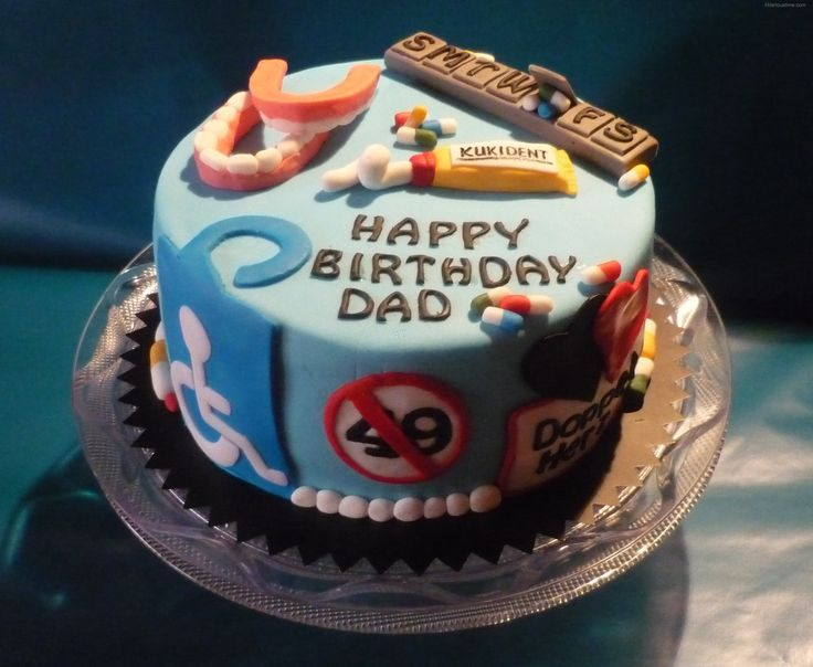 11 Funny 50th Birthday Cakes For Men Photo Funny 40th Birthday