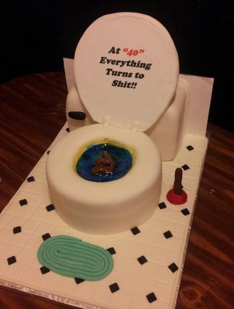 Funny Adult Birthday Cake Ideas