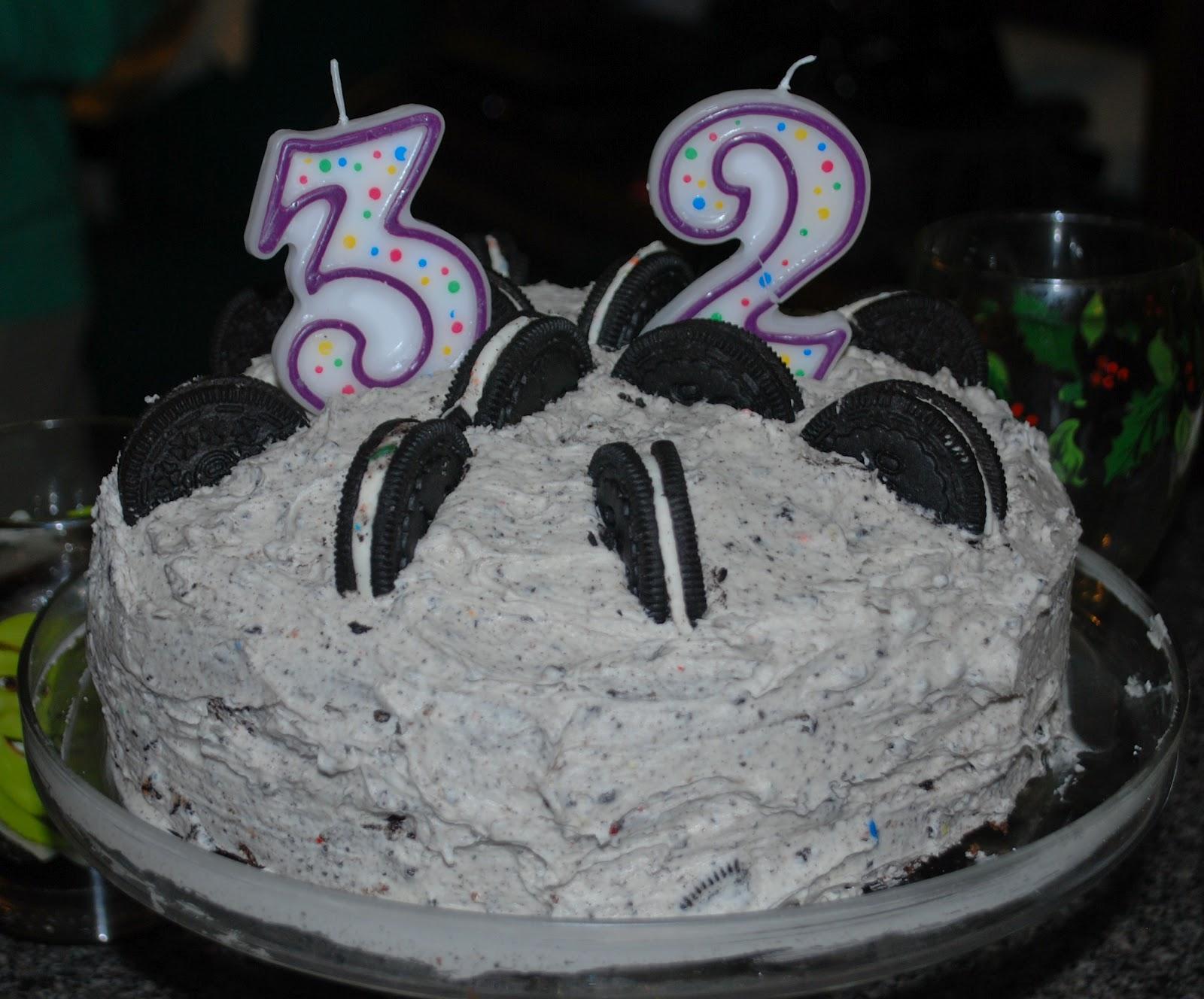 12 Cakes Happy Birthday 32 Years Photo Happy 32 Birthday Cake