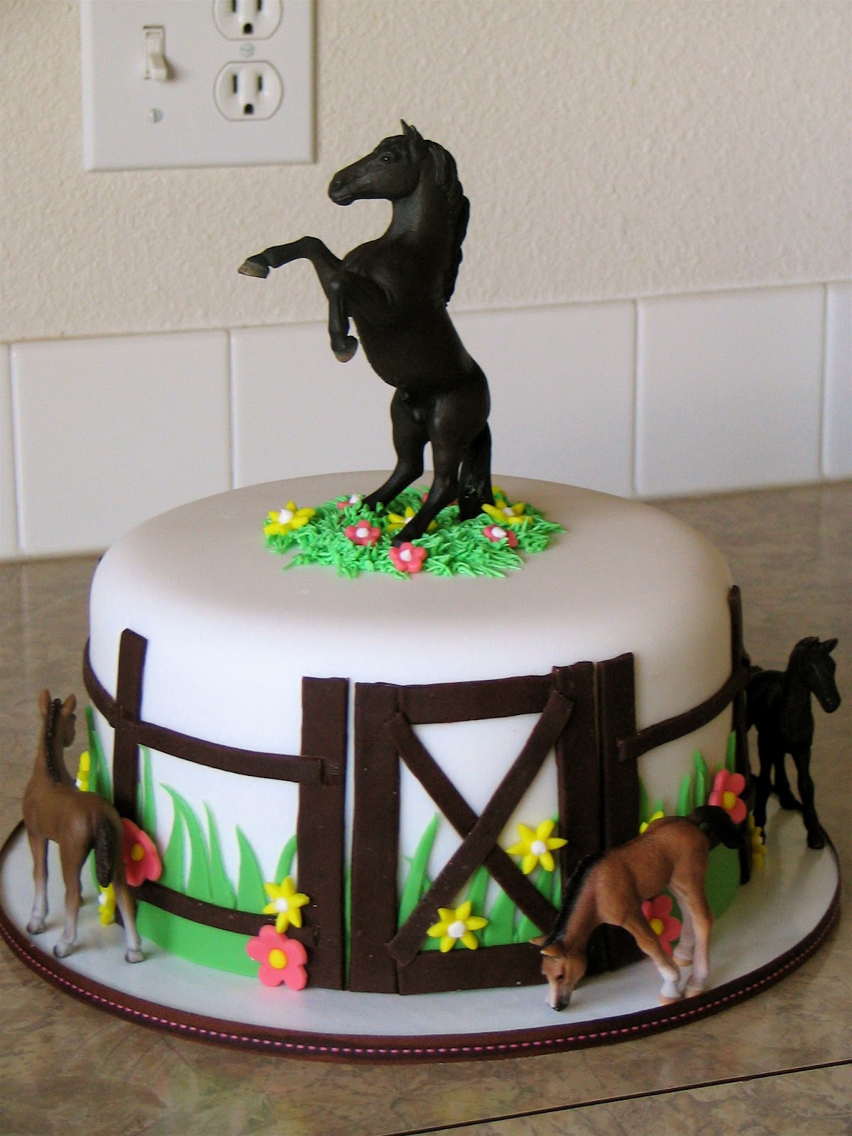 12 Horse Cakes Google Photo Happy Birthday Horse Cake Horse