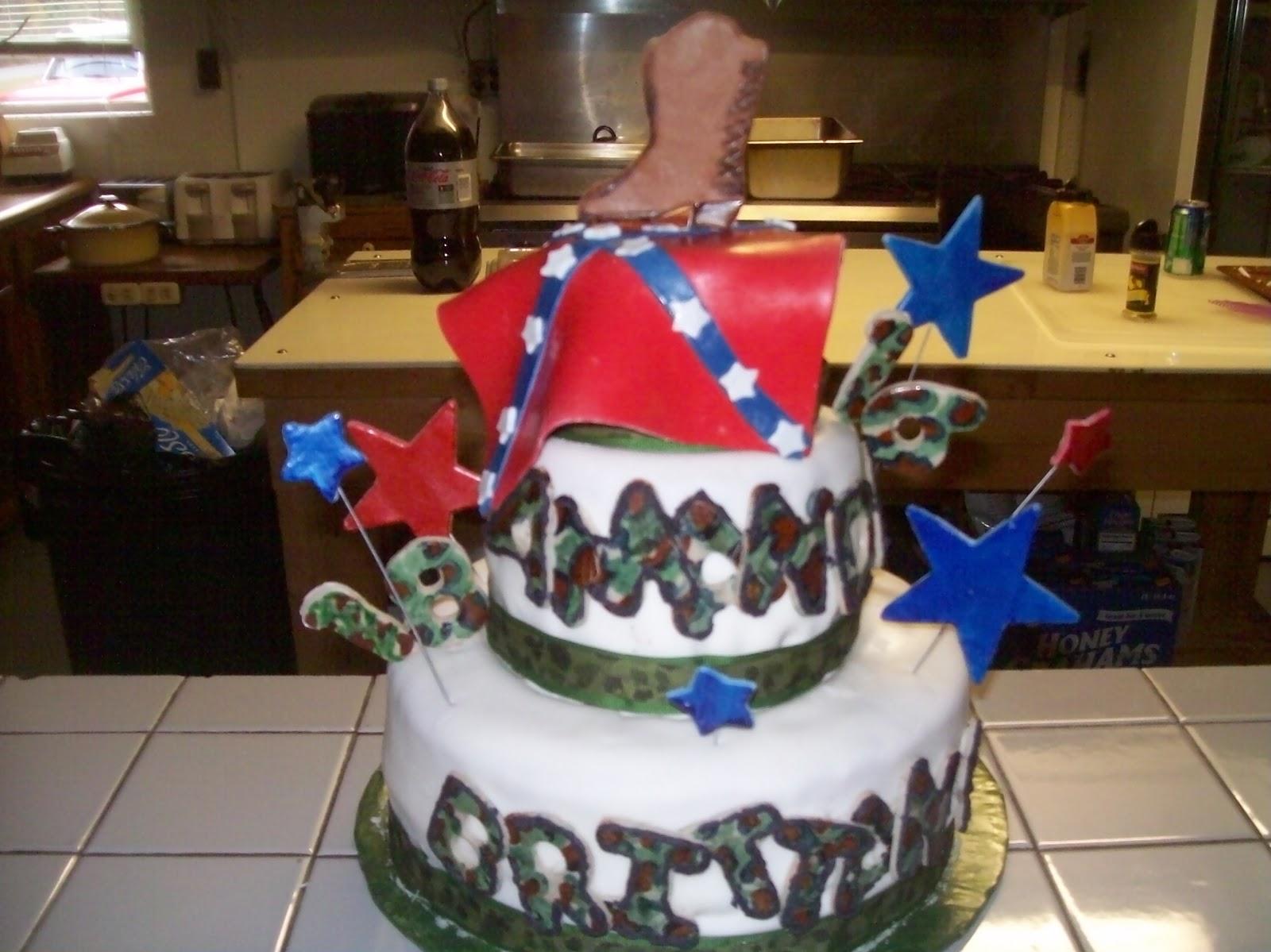 Marvelous 10 Redneck Birthday Cakes Pictures Photo Redneck Birthday Cake Funny Birthday Cards Online Alyptdamsfinfo
