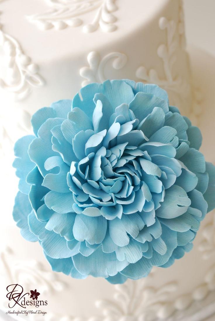 11 tiffany blue flower pot cakes photo tiffany blue wedding cake tiffany blue cake with flowers izmirmasajfo